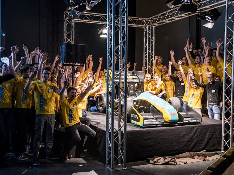 Einstein Motorsport Team 2015